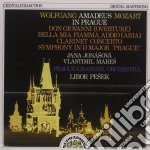 CONCERTO X CLAR K 622, SINFONIA N.38 K 5 cd musicale di Wolfgang Amadeus Mozart
