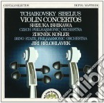 Sibelius Jean - Concerto X Vl Op.47 /shizuka Ishikawa Vl, Brno State Philharmonic Orchestra cd musicale di Jean Sibelius