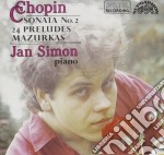 Chopin Fryderyk - Sonata X Pf N.2 Op.35, 4 Mazurche Op.17, 24 Preludi Op.28 cd musicale di Fryderyk Chopin