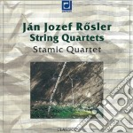 Rosler  - Stamic Quartet cd musicale