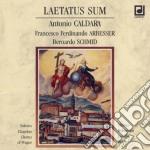 Antonio Caldara / Schmidt-isserstedt Hans - Laetaus Sum /chamber Chorus Of Prague, Musica Bohemica cd musicale di Antonio Caldara