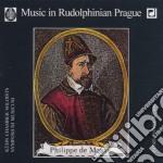 De Monte  - Kuhn Pavel Dir  /kuhn Chamber Soloists, Symposium Musicum cd musicale