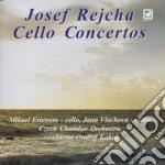 Reicha J /mikael Ericsson Vlc, Jana Vlachova Vl, Czech Chamber Orchestra cd musicale