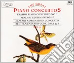 CONCERTO X PIANO N.2 OP.83 cd musicale di Johannes Brahms