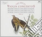 CONCERTO X VIOLINO OP.77 cd musicale di Johannes Brahms