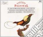 MUSICA BAROCCA cd musicale di Johann Sebastian Bach