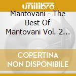 Best of mantovani vol.2 cd musicale