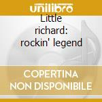 Little richard: rockin' legend cd musicale di Double gold (2cd)