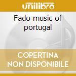 Fado music of portugal cd musicale di Double gold (2cd)