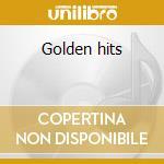Golden hits cd musicale di Marilyn Monroe