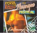 Merengue festival-la cerveza cd musicale