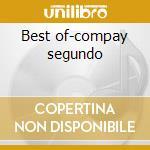 Best of-compay segundo cd musicale di Artisti Vari