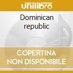 Dominican republic cd musicale