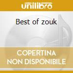 Best of zouk cd musicale