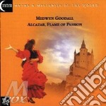 Alcazar, flame of passion cd musicale di Med Goodall