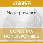 Magic presence cd musicale di Divino & aeoliah