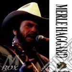 The way i am cd musicale di Merle Haggard