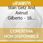 JAZZ & BLUES cd musicale di GETZ & GILBERTO