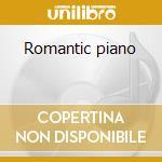 Romantic piano cd musicale di Vari Chopin\artisti