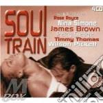 Soul train cd musicale di Artisti Vari