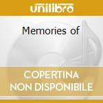 Memories of cd musicale di Johnny Winter