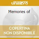 Memories of cd musicale di Ben e. king