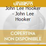 MEMORIES OF JOHN LEE HOOKER (2CD) cd musicale di HOOKER JOHN LEE