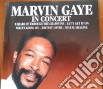 Marvin Gaye - Marvin Gaye In Concert cd musicale di Marvin Gaye