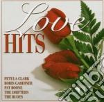Various - Love Hits cd musicale di Artisti Vari