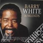 Barry White & Friends (3cd) cd musicale di White barry & friends