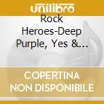 Rock heroes cd musicale di Artisti Vari