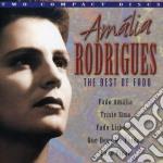 Amalia Rodrigues - The Best Of Fado cd musicale di RODRIGUES AMALIA