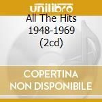 ALL THE HITS 1948-1969 (2CD) cd musicale di MARTIN DEAN