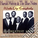 Harold Melvin & The Blue Notes - Wake Up Everybody cd musicale di Melvin harold & the