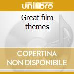 Great film themes cd musicale di London starlight orchestra