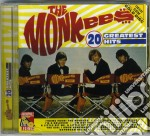 Monkees - 20 Greatest Hits cd musicale