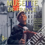 Musette de france cd musicale