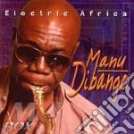 Manu Dibango - Electric Africa cd musicale di Manu Dibango