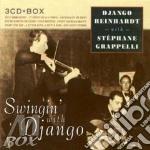 SWININ' WITH DJANGO cd musicale di REINHARDT/GRAPPELLI