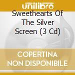 SWEETHEARTS SILVER SCREEN cd musicale di GARLAND/DAY/MONROE