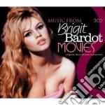 MUSIC FROM B.BARDOT MOVIE                 cd musicale di Artisti Vari