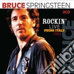 Bruce Springsteen - Rockin'live From Italy'93 cd musicale di SPRINGSTEEN BRUCE