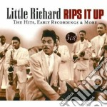 RIPS IT UP cd musicale di LITTLE RICHARD ( 3 C