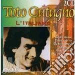 L'ITALIANO - THE BEST cd musicale di CUTUGNO TOTO