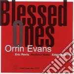 Orrin Evans Trio - Blessed Ones cd musicale