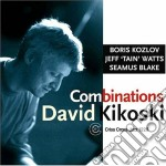 David Kikoski - Combinations cd musicale di KIKOSKI DAVID