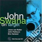 John Swana - On Target cd musicale di SWANA JOHN
