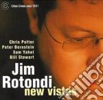 Jim Rotondi - New Vistas cd musicale di ROTONDI JIM
