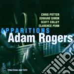 Adam Rogers - Apparitions cd musicale di ROGERS ADAM