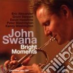 John Swana - Bright Moments cd musicale di SWANA JOHN